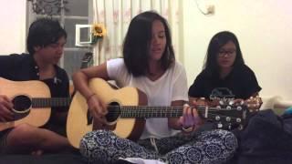 DESI & ANDHIKA & DENISA - Bitter Heart | Zee Avi (cover)