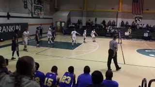 Charles Dickerson Basketball Hightlights