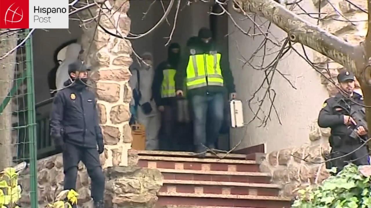 Desmantelan  célula para captación de terroristas en España
