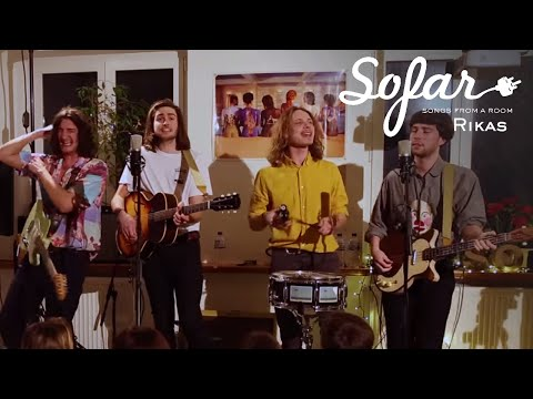 Rikas - Canary in a Coalmine | Sofar Hamburg