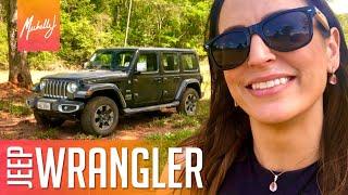 Jeep Wrangler Pelas Trilhas E Estradas Do Pantanal | Avaliação Com Michelle J