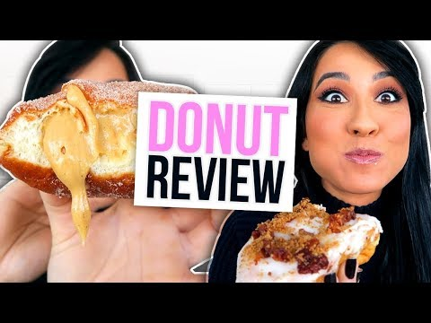DONUT REVIEW: Who Has The Best Donuts?