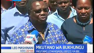 Atwoli aongoza ukaguzi wa wa uwanja wa Bukhungu kwa mkutano wa BBI