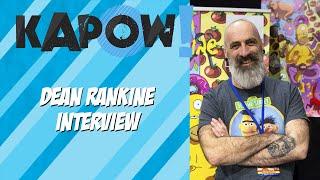 Artist Spotlight: Dean Rankine