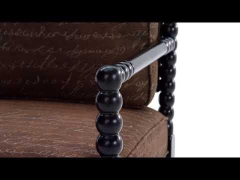 Milari Umber Accent Chair