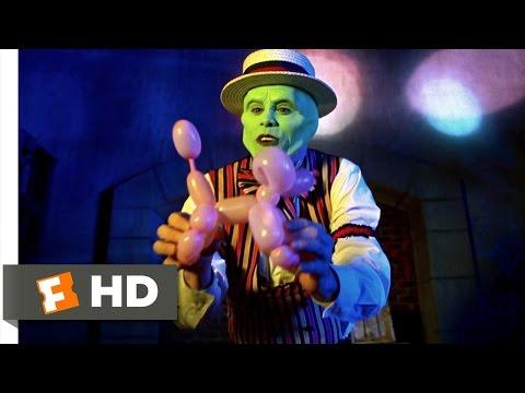 The Mask (1994) - Balloon Animals Scene (2/5) | Movieclips
