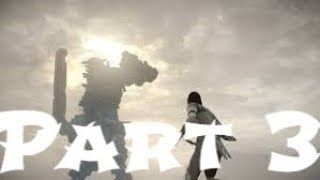 Shadow Of The Colossus Walkthrough Gameplay Part 3 Gaius Full HD 1080p.