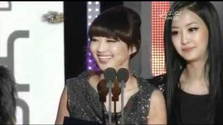 101209 25th Golden Disk Awards Full Show Part 3/18