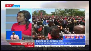 News Desk: Analysis of Narok Governor's re-election bid