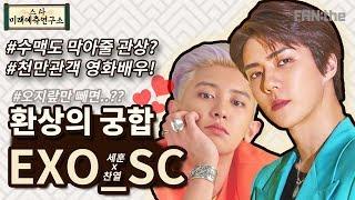 난 EXO SC 'What A Life' MV 보려고일해 │ REACTION 대신 엑소 세훈&찬열 궁합과 신점을 보았다!
