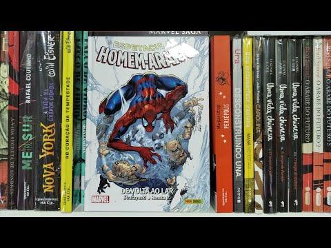 Homem-Aranha: De Volta ao Lar - Marvel Saga