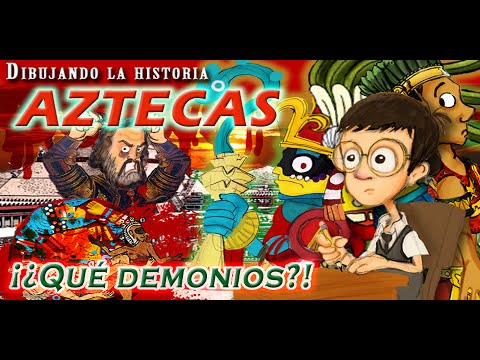 Aztecas ¿Qué demonios? - Bully Magnets