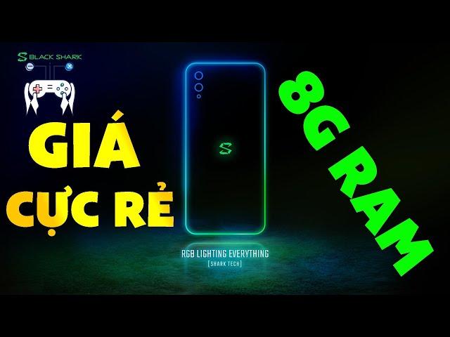 4 Smartphone RAM 8GB giá SIÊU RẺ