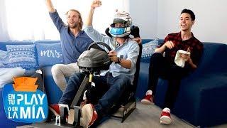 GREFG reta a DANI CLOS y LUCAS ORDOÑEZ en Gran Turismo Sport - En tu Play o en la mía