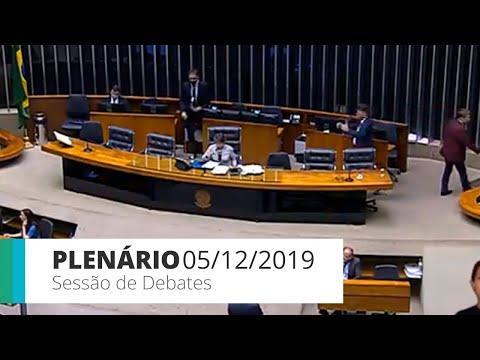 Plenário - Sessão de debates - 05/12/19 - 14:00