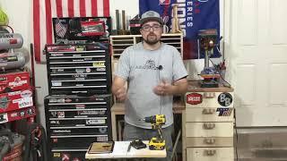 Dewalt ATOMIC Brushless Drill DCD 708
