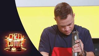 """Andrei Capșa este un tânar cu sindromul Down care a acceptat provocarea de la """"Chefi la cuţite""""!"""
