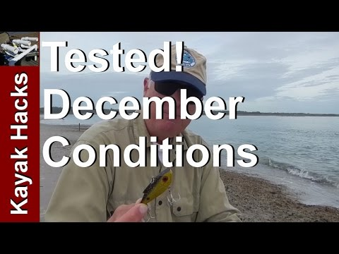 Do electronic fishing lures work? Livingston Tested in December
