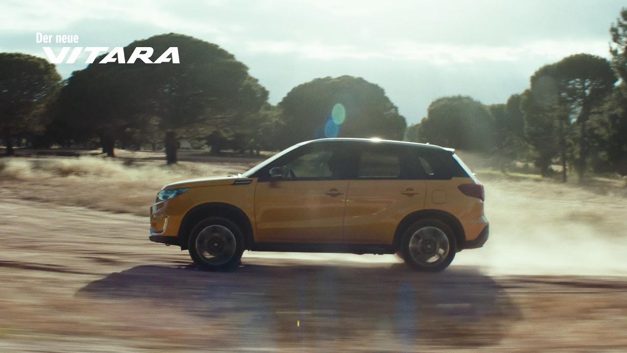 Der neue Suzuki Vitara: Jetzt entdecken! Das echte SUV – Time to Play