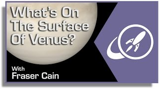 What's on the Surface of Venus? A History of the Venera Program