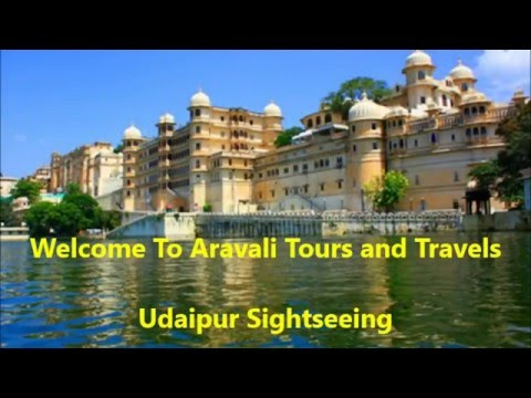 Video Udaipur SightSeeing