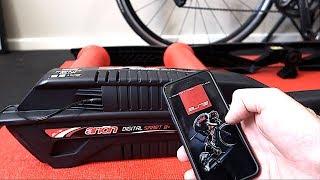 ELITE Arion Digital Smart B+ Rollers: Unboxing, Build, Ride Details