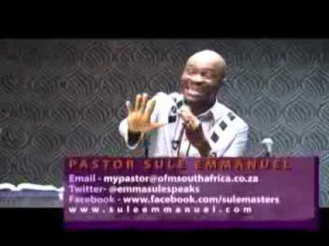 SUPERNATURAL COMPENSATION by Pastor Sule Emmanuel