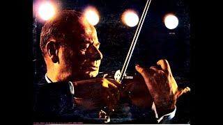 Brahms / Zino Francescatti, 1956: Violin Concerto in D, Op. 77 - Eugene Ormandy, Columbia LP
