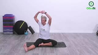 Una rutina de ejercicios de solo seis minutos para relajar cuerpo y mente y empezar bien el otoño