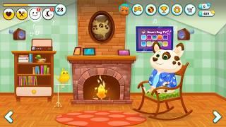 Виртуальный ПЕСИК ДУДУ игра #37 смотреть онлайн/Duddu - My Virtu