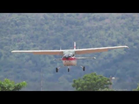 Honduras como ruta del narcotrafico