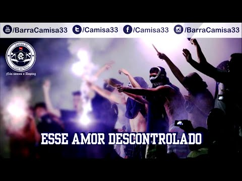 """Amor descontrolado"" Barra: Camisa 33 • Club: Remo"
