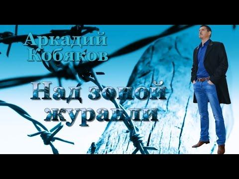 Его голос притягивает , как магнит!!! Аркадий Кобяков Над нашей зоной журавли