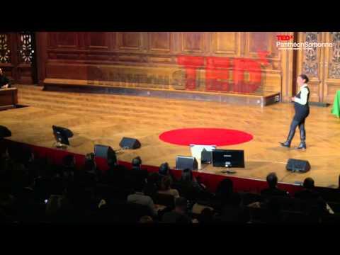 TEDxPanthéonSorbonne Le digital dans le monde des avocats Clarisse Berrebi