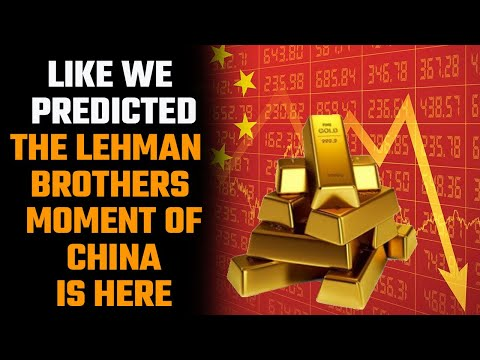 Gold Scam Has Begun a Chain-Reaction That China Can't Control - Its Biggest Shadow Bank Collapse! - Must View Video