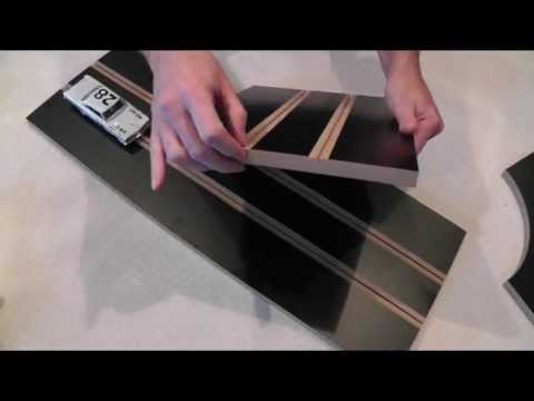 RaceMaxx – Slot Workshop's Pre-Routed, Pre-Finished Slot Car Track Sections