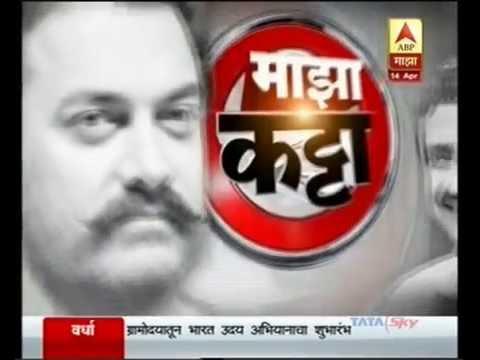 आमिर खान व सत्यजित भटकळ पानी फाउंडेशनबद्दल सांगताना