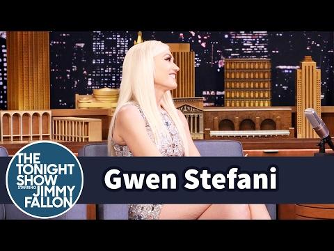 Gwen Stefani on Blake Shelton's Sushi Fame and First Trip to Disneyland