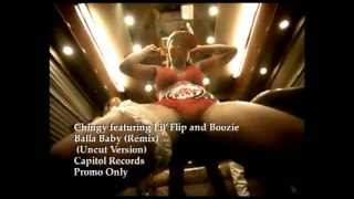 Chingy ft. Lil Flip & Boozie - Balla Baby (HQ) (Remix, Uncut Version) [2004]
