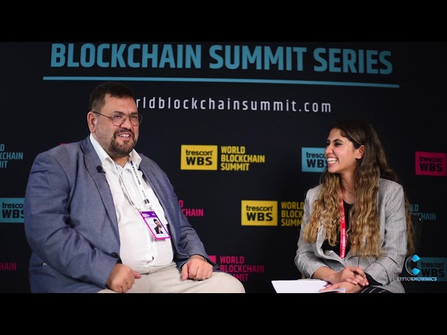 world-blockchain-summit-interview-with-nick-spanos-by-cryptoknowmics
