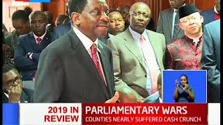 2019 in Review :  Parliamentary wars