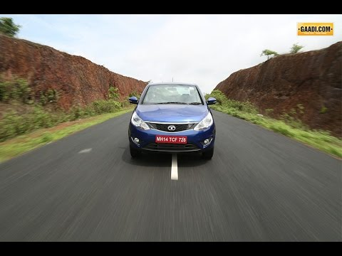2014 Tata Zest First Drive Review in India