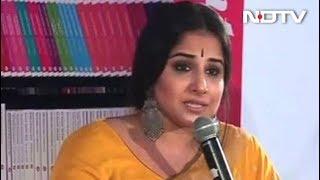 'More Power To Her': Vidya Balan On Kangana-Hrithik Controversy