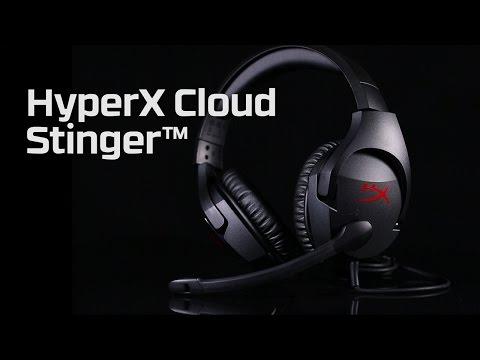 HyperX pungiglione delle nubi (Over-Ear)