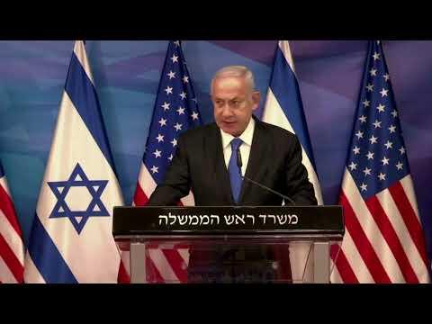 Mnuchin, Netanyahu condemn U.S. Capitol violence