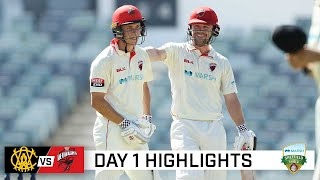 Ruthless Head, Hunt take toll as Redbacks pile up the runs | Marsh Sheffield Shield 2020-21