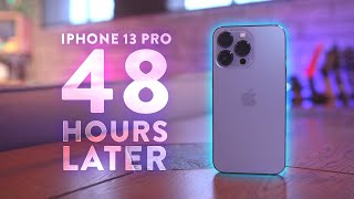 Apple iPhone 13 Pro Review: The First 48 Hours