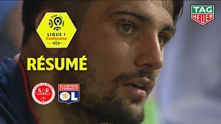 Stade de Reims - Olympique Lyonnais ( 1-0 ) - Résumé - (REIMS - OL) / 2018-19