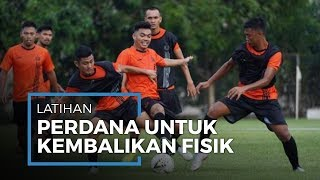 Persija Jakarta Gelar Latihan Perdana, Pelatih Fokus Kembalikan Fisik Pemain