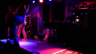 10 Years - Paralyzing Kings - Ghost Show - Knoxville, TN - Preservation Pub - 02/09/2014